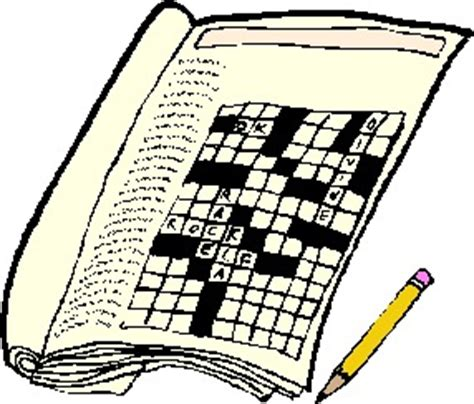 Essay pages crossword puzzles
